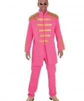 Roze sgt pepper kostuums trend