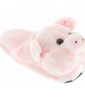 Roze varken sloffen voor vrouwen trend