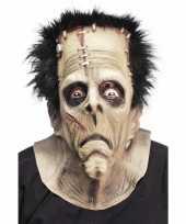 Rubber masker van een frankenstein trend