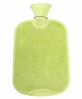 Rubberen kruik lime 2 liter trend