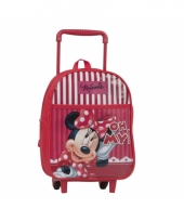 Rugtasje minnie mouse oh my trend