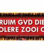 Ruim gvd die kolere zooi op sticky devil sticker trend