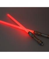 Ruimte zwaard rood 140 cm trend