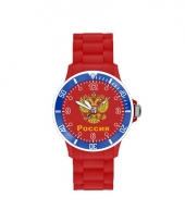 Rusland siliconen horloge trend