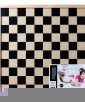 Schaakborden 40 x 40 cm trend