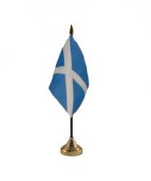 Schotse tafelvlag met standaard trend