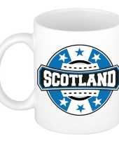 Scotland schotland embleem mok beker 300 ml trend