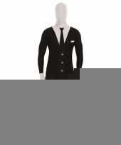 Second skin pak businessman zwart trend