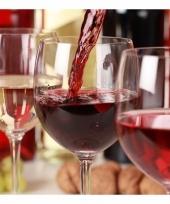 Servetten druiven met rode wijn 33 cm trend