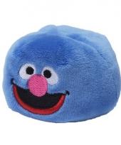 Sesamstraat blauwe grover bal trend