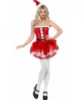 Sexy kerstvrouw jurkjes trend
