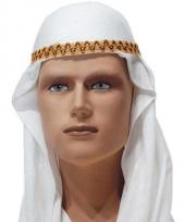 Sheik hoofddoek wit trend