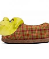 Shrek sloffen voor dames en heren trend