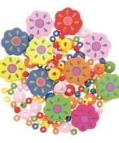 Sieraden maken kralenmix set bloem trend