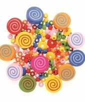 Sieraden maken kralenmix set cirkels trend