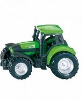 Siku deutz tractor speelgoed modelauto 7 cm trend