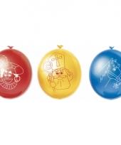 Sint nicolaas ballonnen trend