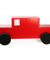 Sinterklaas auto suprise bouwpakket trend