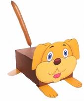 Sinterklaas hond suprise bouwpakket trend 10094176