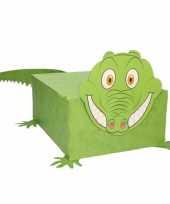 Sinterklaas krokodil suprise bouwpakket trend 10097539