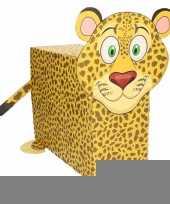 Sinterklaas luipaard suprise bouwpakket trend
