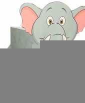 Sinterklaas olifant suprise bouwpakket trend