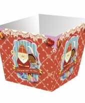 Sinterklaas pepernoot bakjes 4 stuks trend