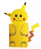 Sinterklaas pikachu suprise bouwpakket trend
