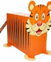 Sinterklaas tijger suprise bouwpakket trend
