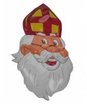 Sinterklaas versiering voor aan de muur trend