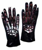 Skelet handschoenen trend