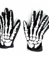 Skelet handschoenen volwassenen trend