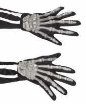 Skelet handschoenen voor volwassenen trend