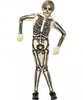 Skelet outift voor kinderen trend
