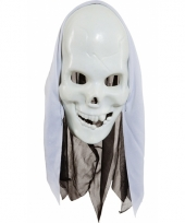 Skeletten maskers trend