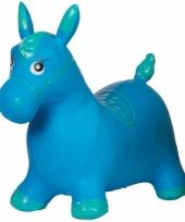 Skippypaarden blauw trend