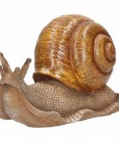 Slakken beelden 18 cm trend