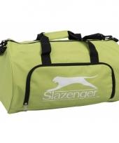 Slazenger weekendtas groen 50 cm trend