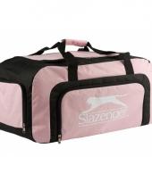 Slazenger weekendtas roze 61 cm trend