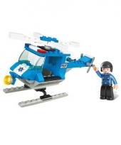 Sluban helikopter met poppetje trend