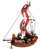 Sluban piratenschip groot bouw speelset trend