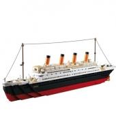Sluban titanic groot bouw speelset trend