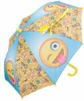 Smileys paraplu voor kids trend