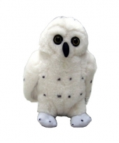 Sneeuwuil knuffeldieren 25 cm trend