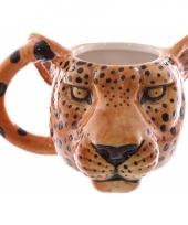 Soepkom luipaard 400 ml trend