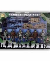 Soldaten speelset voor jongens trend