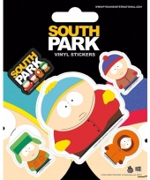 South park vinyl stickers 10 x 12 5 cm trend