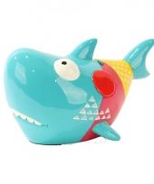 Spaarpot blauwe haai trend