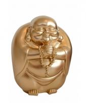 Spaarpot boeddha goud trend