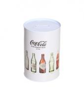 Spaarpot coca cola beige trend
